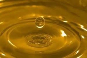 As duas gotas de óleo